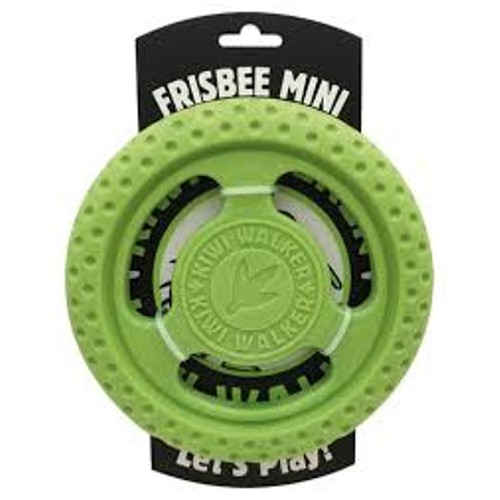KIWI WALKER Frisbee Mini zelený