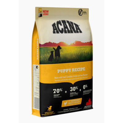 Acana Heritage Puppy & Junior 11,4 kg
