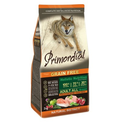 primordial chicken salmon 2 kg